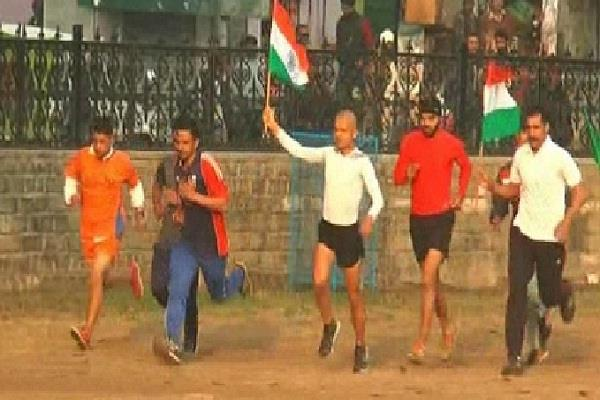 sunil sprinter selected for world and asian championships