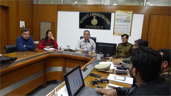 a traffic park will be built in panchkula