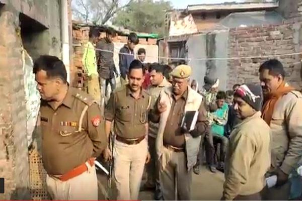 tantrik killed to fix ghost haunt stir in village