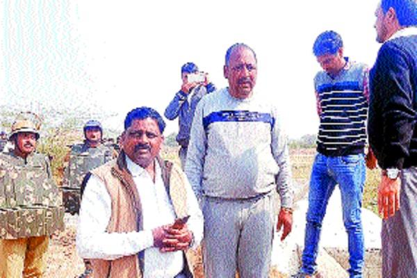 dtp demolished many illegal constructions including medicine factory