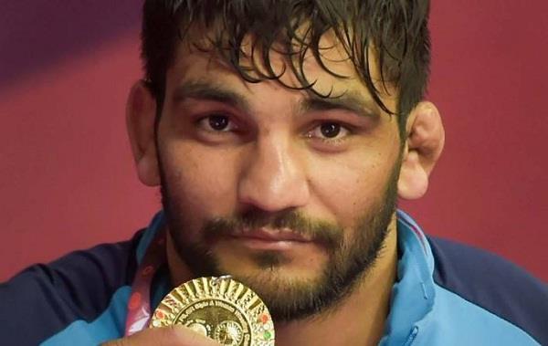 wrestler sunil kumar success story mother encouraged him