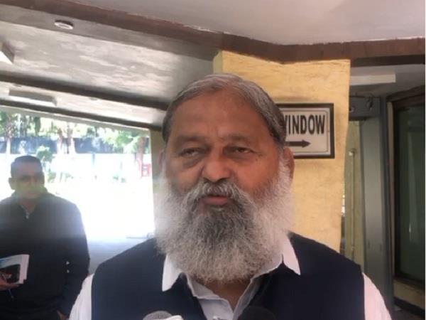 anil vij said on the bullets in delhi it may be kejriwal drama