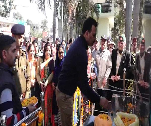 the martyrs of the pulwama terror attack remembered