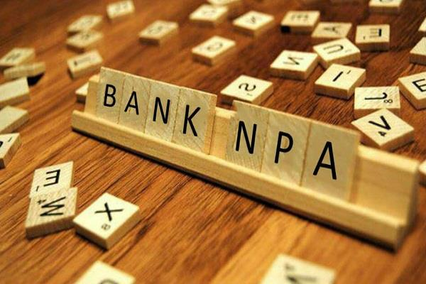 thakur says npas of public banks reduced by rs one lakh 68 thousand crore