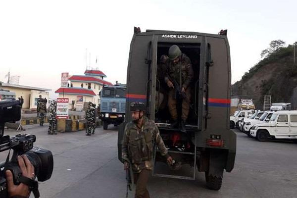 truck drivers taking one lakh to 70 thousand rupees deliver terrorists