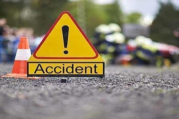 two brothers standing in wait for auto one killed by crushing van