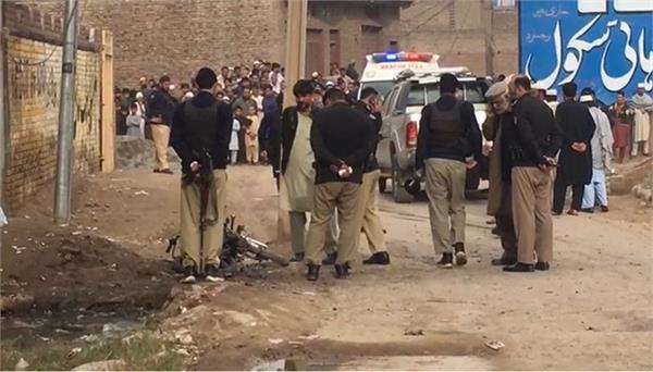 five terrorists killed in security operation in pakistan