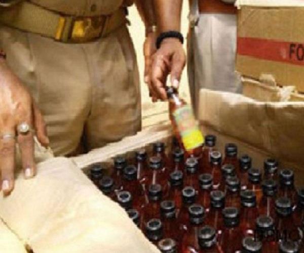 raids in police shops on secret information