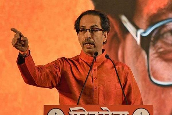 maharashtra uddhav thackeray nrc sanjay raut bjp