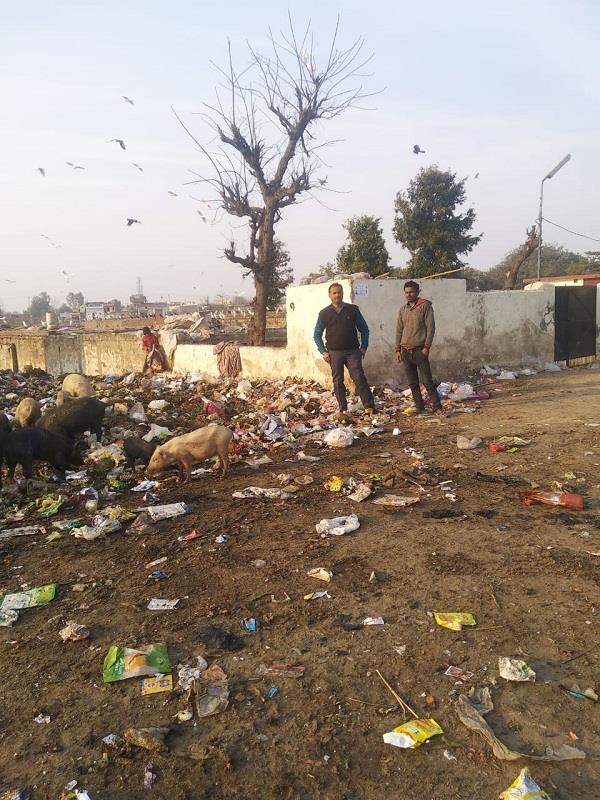 garbagge dump