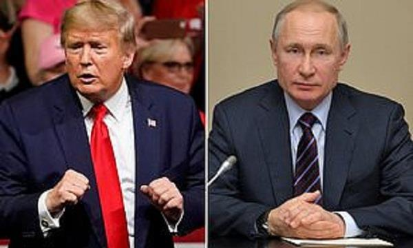 trump rejects allegations of russian interference in election 2020