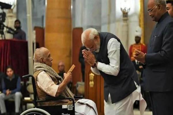 rss pracharak p parameswaran passed away