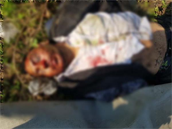 dead body of youth found on railway lines