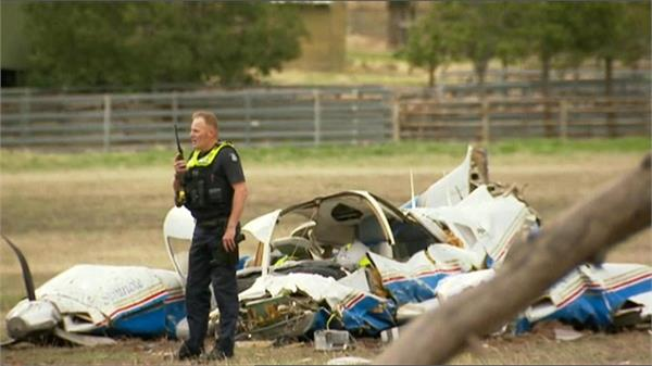 4 killed on board after 2 small planes collide in australia