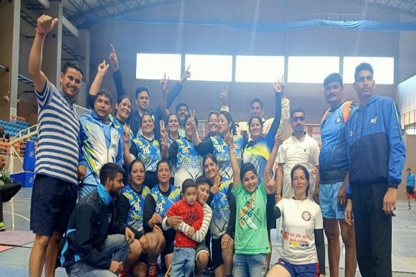 himachal s daughters played national championship won gold kabaddi