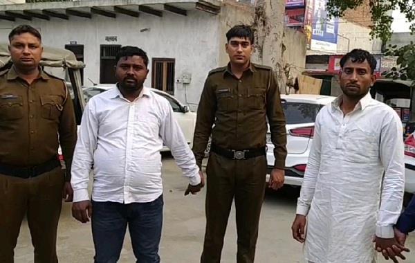 police got huge success smuggler arrested with 29 kg hemp