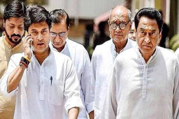 kamal nath scindia s verbal war debt waiver farmers mp continues