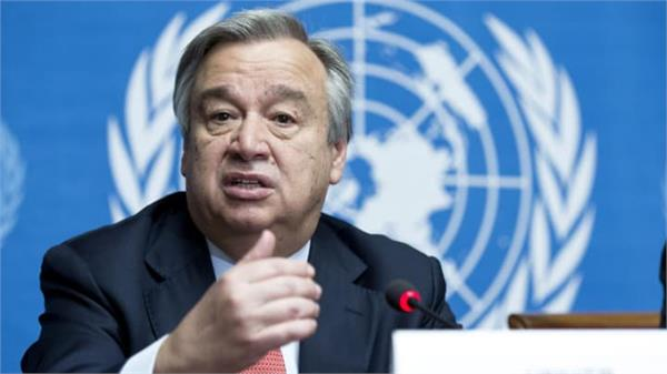 us eu china india the  big emitters  of greenhouse gases  guterres