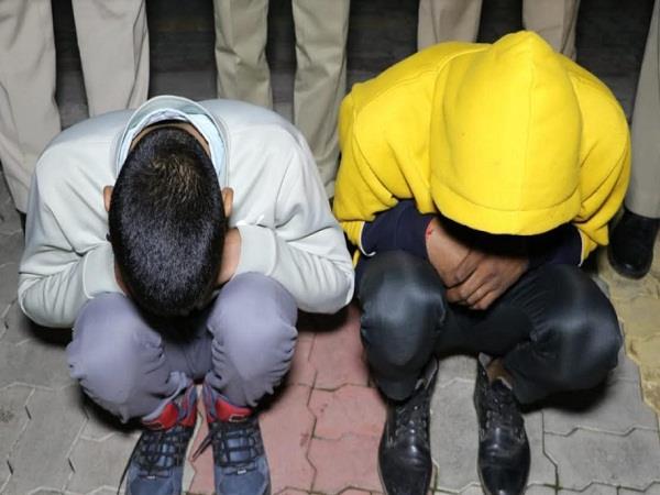 sundernagar police arrested 2 in car theft case