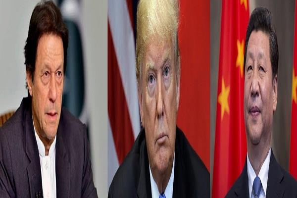 china and pakistan have close eyes on trump visit to india