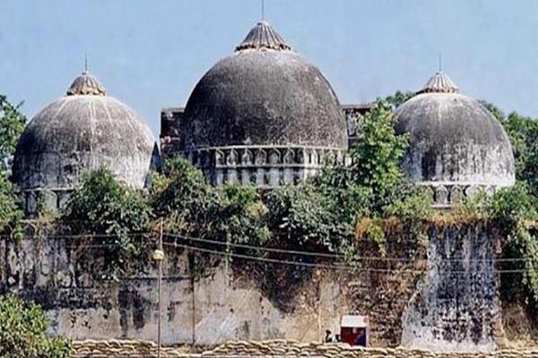 debris of mosque cannot be disrespected will put an application in sc jilani