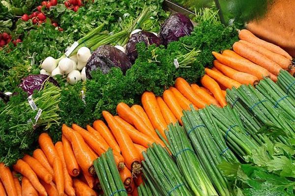 prisoners will produce organic vegetables on farm land inside the jail
