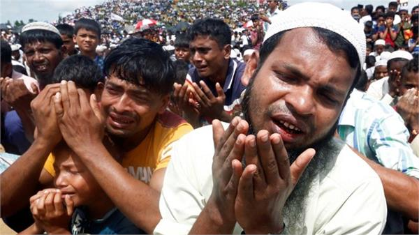 international court gathering evidence in rohingya case