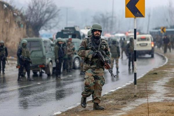 pulwama attack accused gets bail bjp secures political loops congress