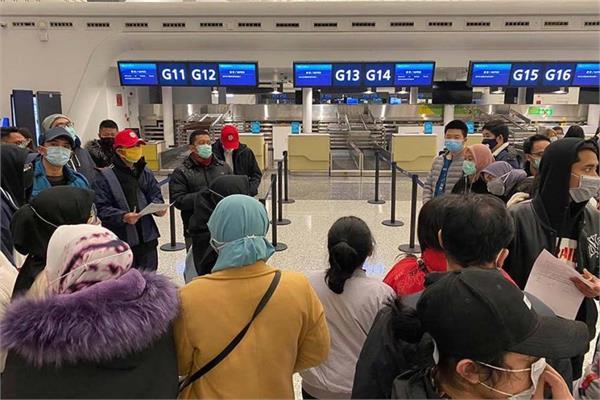 coronavirus india cancels valid visas to chinese foreigners