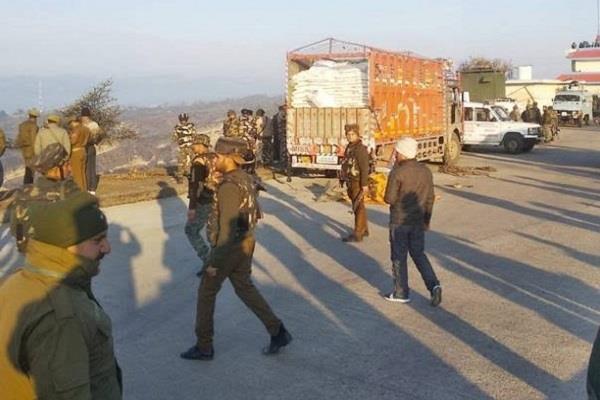 nia investigation nagrota attack bodies terrorists shifted hospital