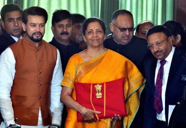 finance minister sitharaman gave biggest budget speech so far