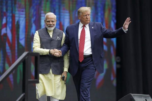 donald trump high level security in india