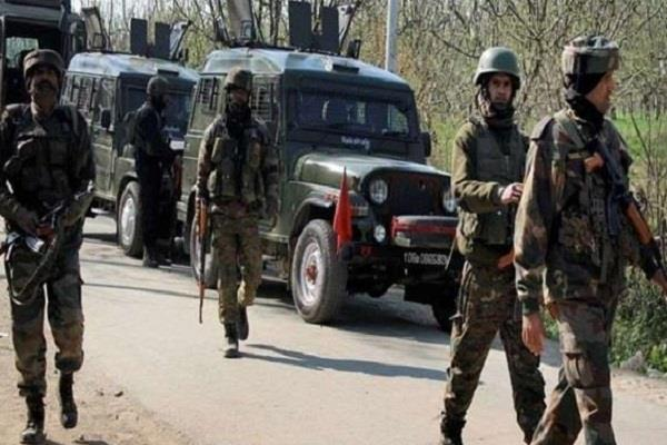 security forces arrested ogw from pulwama army interrogated