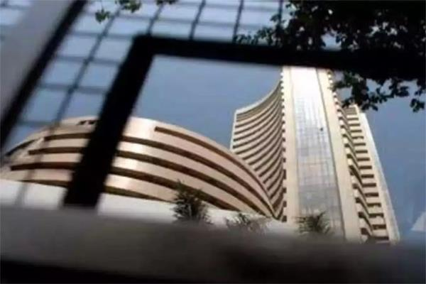 stock market closed with gains gained 917 points and nifty gained 271 points