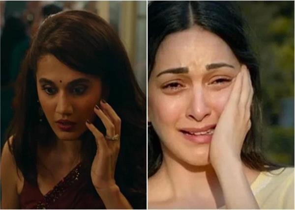 कबीर सिंह और अर्जुन रेड्डी फिल्म के लिए करारा तमाचा है तापसी की थप्पड़