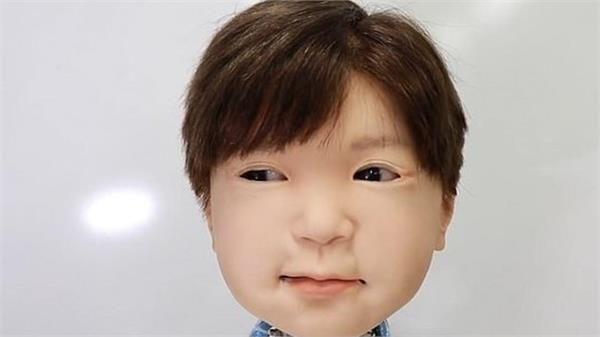 japanese scientists create a child like android that feels pain