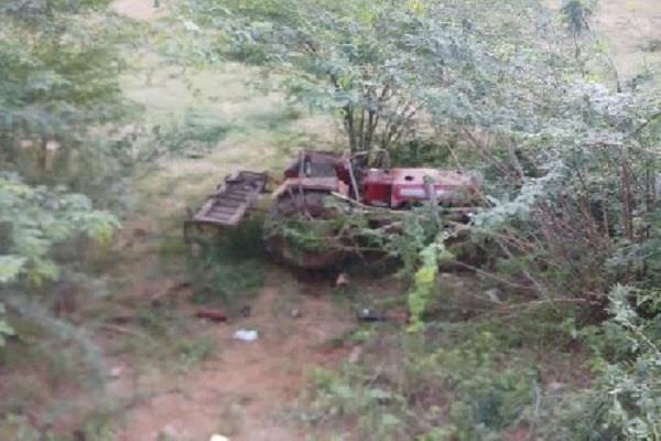 tragic accident in badaun 4 people died