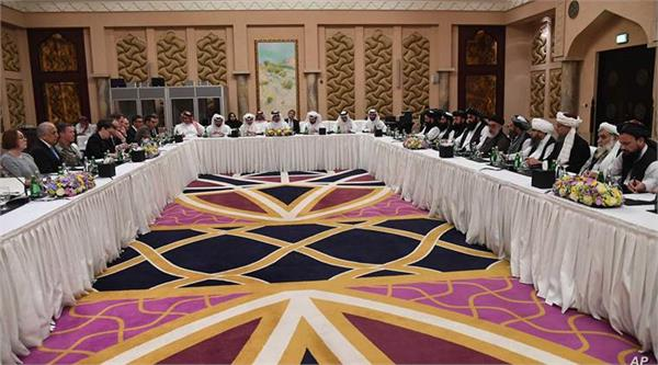india to attend us taliban peace deal event in doha today