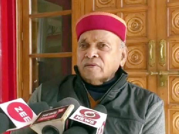 dhumal gave edification to congress