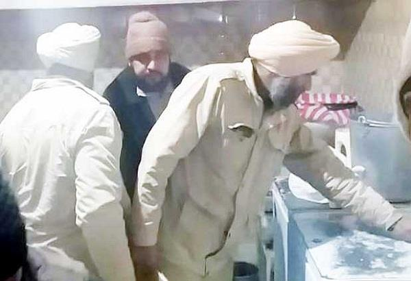 armed robbers firing robbing dairy owner averted loss