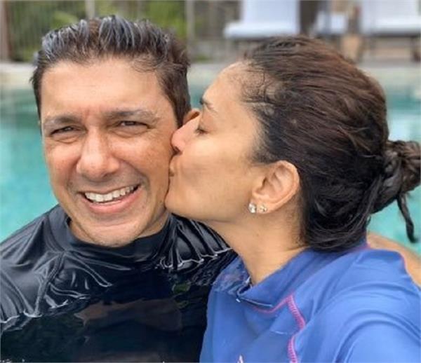 So Romantic: पति श्रीराम के लिए फिर धड़का 'धक-धक' गर्ल माधुरी का दिल
