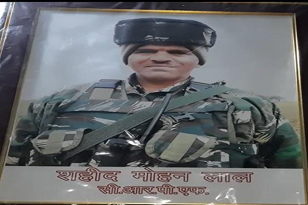 even today the families of martyred soldiers are wounded