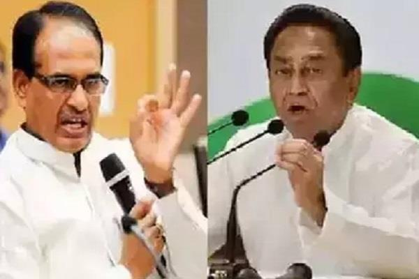 congress bjp came face to face in dhar mob lynching case