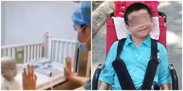 coronavirus disabled boy dies in china after father quarantined