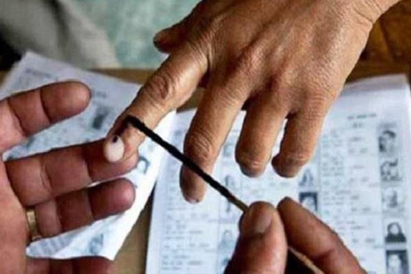 process of holding by elections for panchayats in jammu and kashmir begins