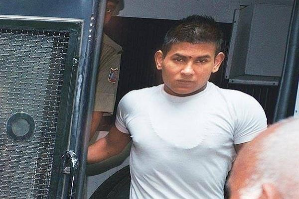 tihar jail submitted report of vinay conviction of nirbhaya