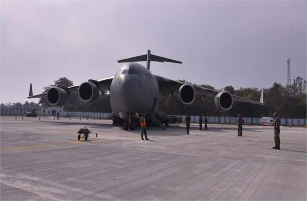 china clarified on delay in approving indian air force flight
