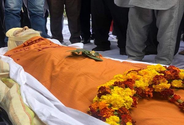 renowned writer jaswant singh kanwal dies