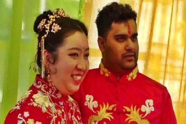 corona virus defeat love mp bride married china married mandsaur s boy