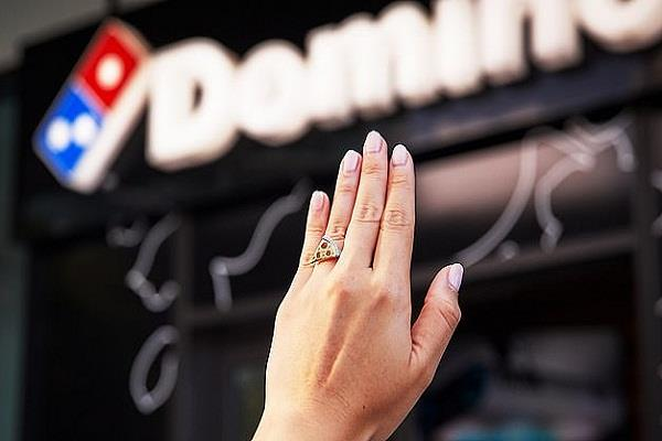 a chance to earn a diamond ring on valentine day